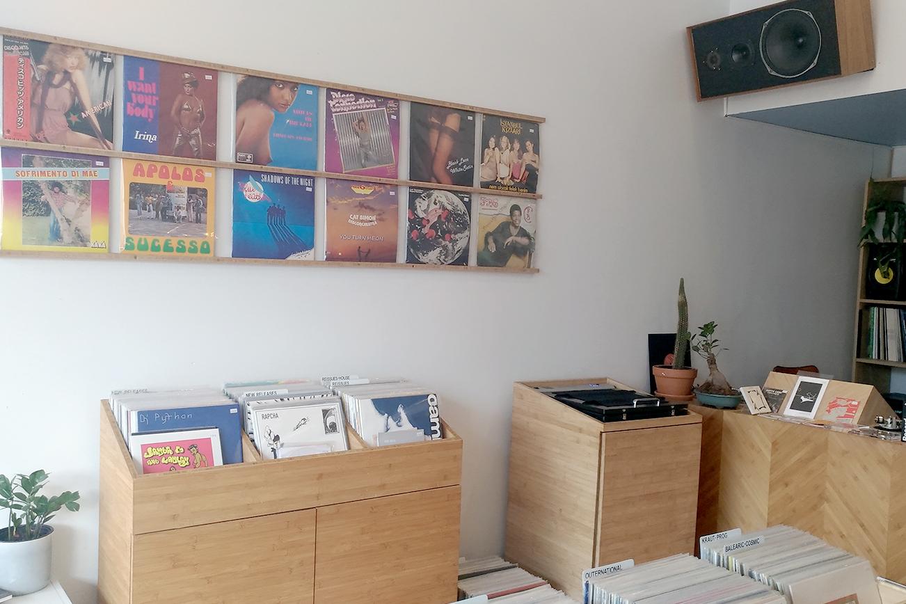 オーストラリアのオススメのレコードショップ