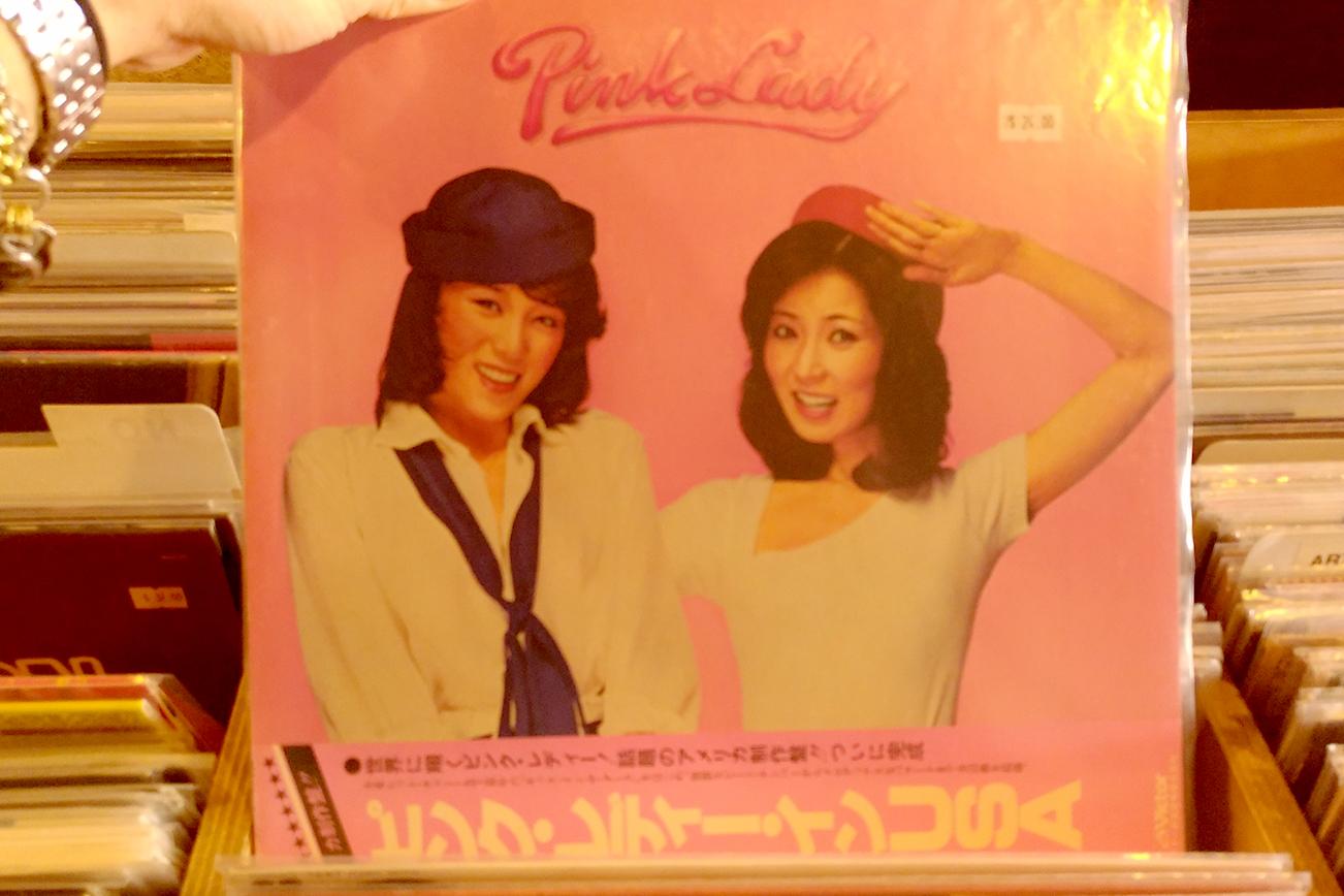 オーストラリアのレコードショップ