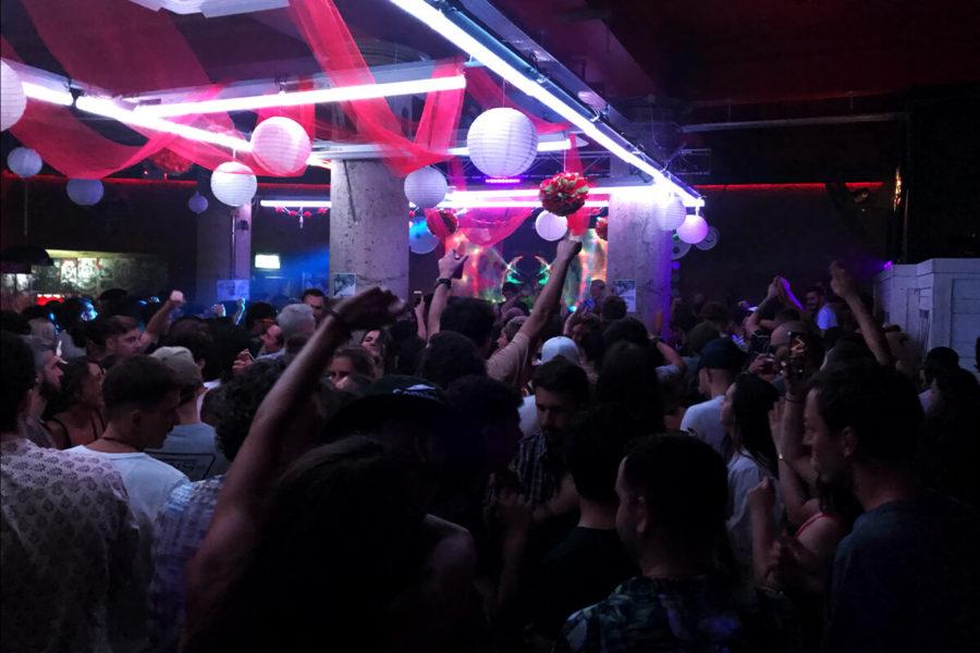 久しぶりに、オックスフォードにあるクラブに行ってきました(Weekly Blog)