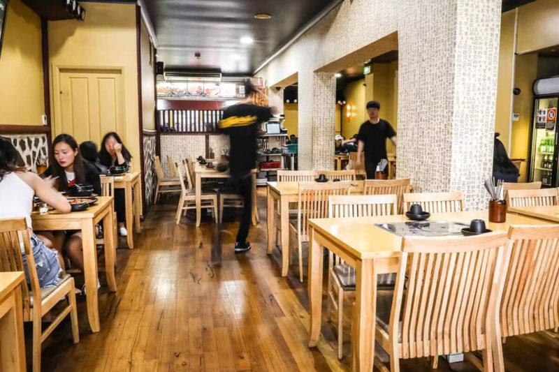 オススメの韓国料理屋