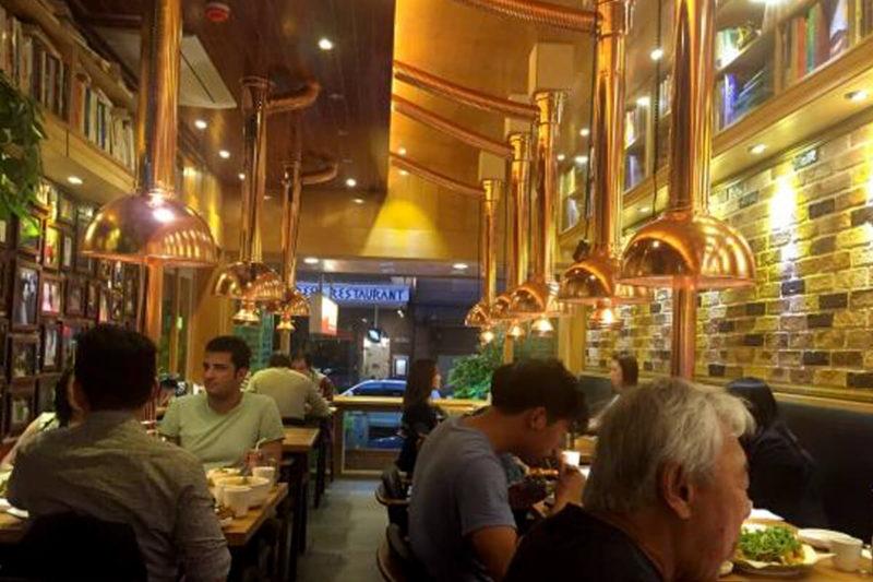 オーストラリアの韓国料理屋