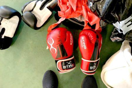 ニュー・サウス・ウェールズ大学(UNSW)のボクシング・ムエタイクラブ