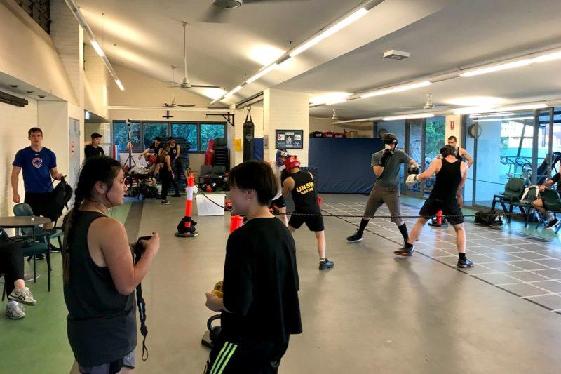UNSWボクシングクラブ
