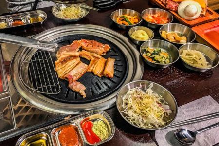 深夜遅くまでやっているオススメの韓国料理屋